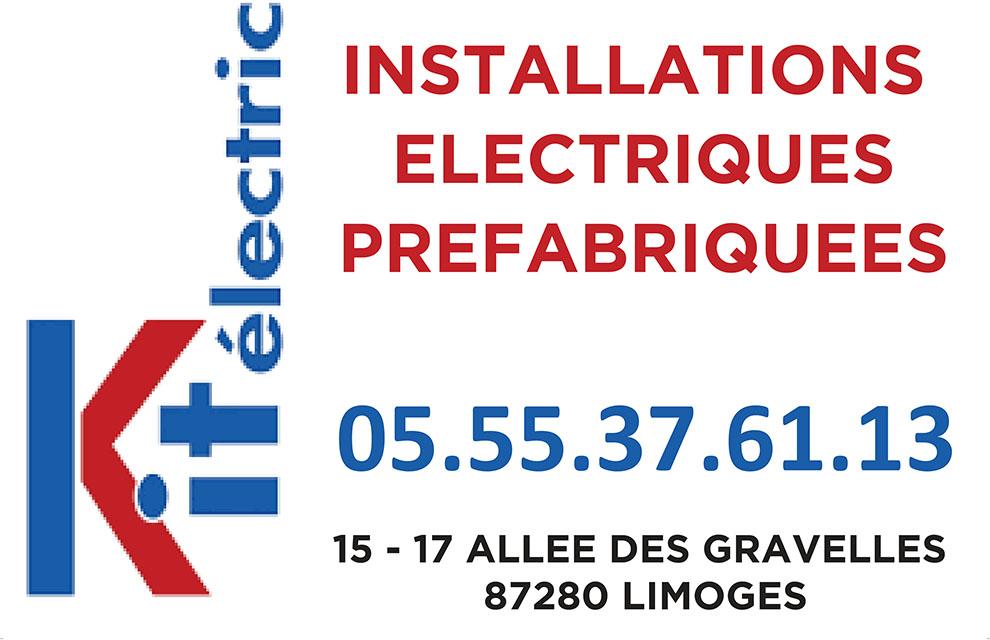 Baches annonce 1.5x1 m JA ISLE 2018+20cm fourreau-KIT ELETRIC
