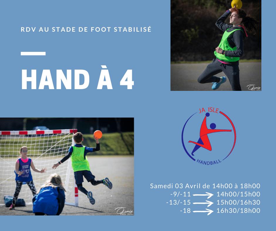 HAND A 4