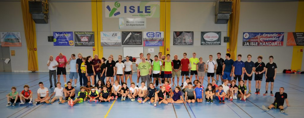 Assemblée générale de la JA ISLE Handball – Samedi 03 juillet 2021